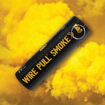 WP40 Wire Pull Smoke - Yellow