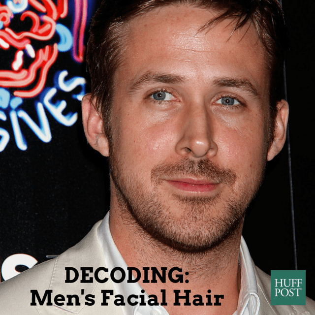 What A Mans Facial Hair Says About Him According To A