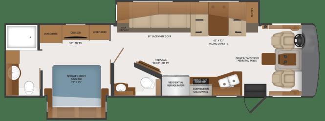 2000 Fleetwood Rv Floor Plans
