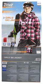 '出口德國的「女孩滑雪服」成品裝箱紙板'