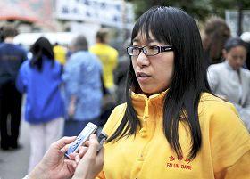 法輪功學員劉樹祺講述自己家庭被迫害的經歷
