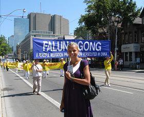 '來自加拿大北部的戈登認為迫害應該立即停止'