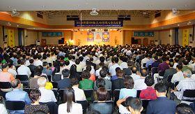 二零一二年韓國法會於九月二日在俗離山的Youth