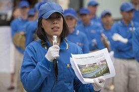 '法輪功學員劉薇女士,講述了自己在將近一年半被關押迫害的經歷,包括被強行作體檢,被質疑與活摘器官有關。'