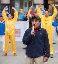 '內蒙古人民黨主席席海明先生,親身驗證了中共邪黨如何肆意虐待和鎮壓自己的人民'