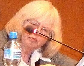 世界婦女組織主席巴爾特女士:聯合國應該到中國調查