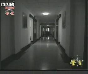 北京女子監獄監區筒道實圖