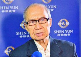 '香港電影製作發行協會永久名譽會長,被稱為「台灣電影教父」的港台大導演郭南宏'