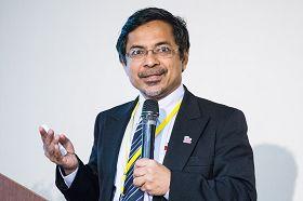 馬來西亞國家腎臟登錄諮詢委員會主席暨研究員腎臟協會主席加紮利•阿邁德