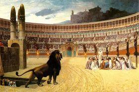 (圖1)《基督殉道者最後的祈禱》(The