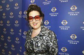 世界著名意大利裔歌劇女高音克里斯蒂娜﹒方塔奈麗(Cristina