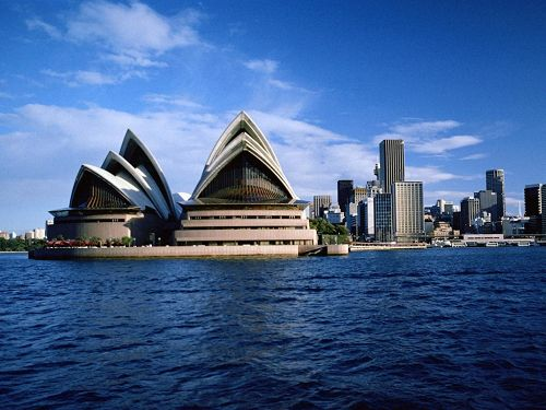 圖1:澳洲悉尼