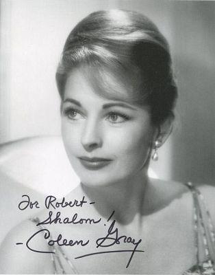 圖5:五十年代的科琳•格蕾