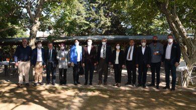 Photo of Başkan Erdoğan'dan Belediye Başkanlarına Ziyaret