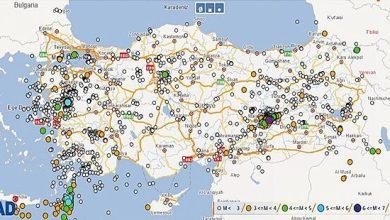Photo of Deprem Haritası Korkuttu!