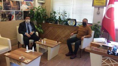 Photo of Fevzi Atmaca Çanakkale'de Ziyaretler Gerçekleştirdi