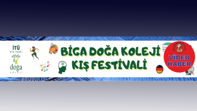 Photo of Biga Doğa Koleji'nde Kış Festivali