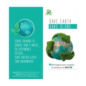 E waste Management Company Branding | Ewaste Global Pune