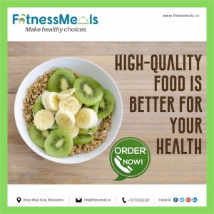 Creatives For Social media marketing of Fitness Meals Pune (Feb)
