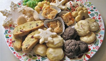 annual christmas cookie baking marathon - Italian Christmas Cookie Recipes