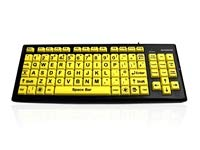 Accuratus Monster 2 USB High Visibility Keyboard