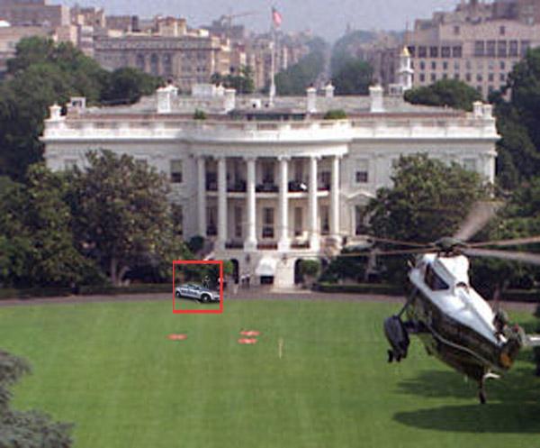 ferguson white house
