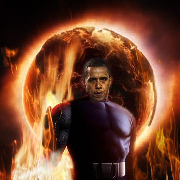 obama global warming