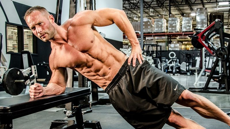Hardest Ab Workout of 2018