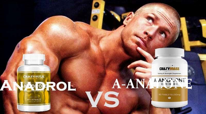 Does A-Anolone from Crazy Mass Work like Anadrol?