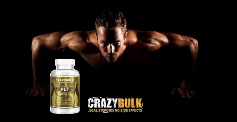 crazy bulk PCT