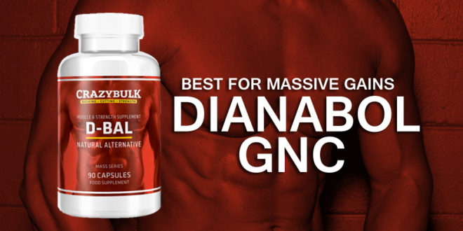 D-Bal GNC: Does GNC Sell D-Bal? | Where to Buy Dianabol Alternative?