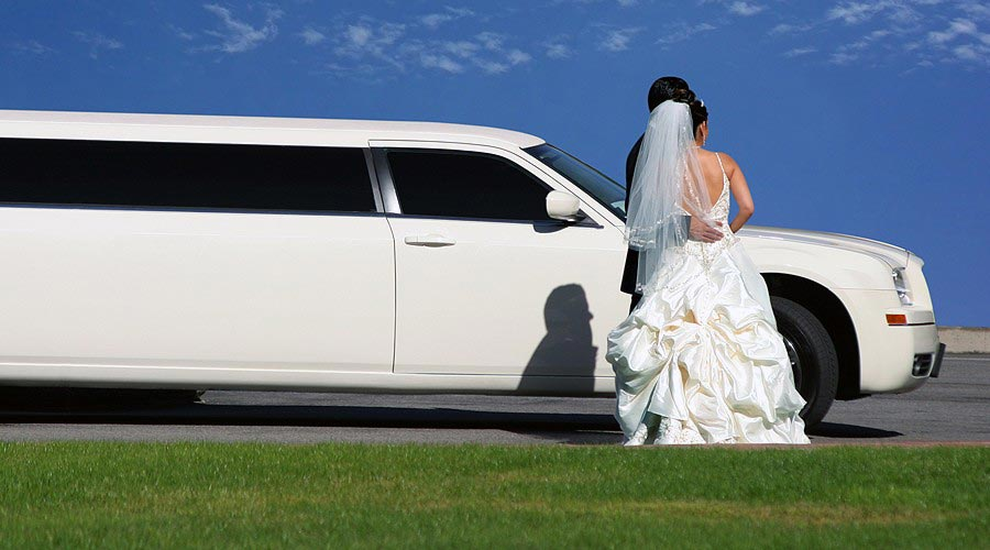 Limousine For Your Wedding