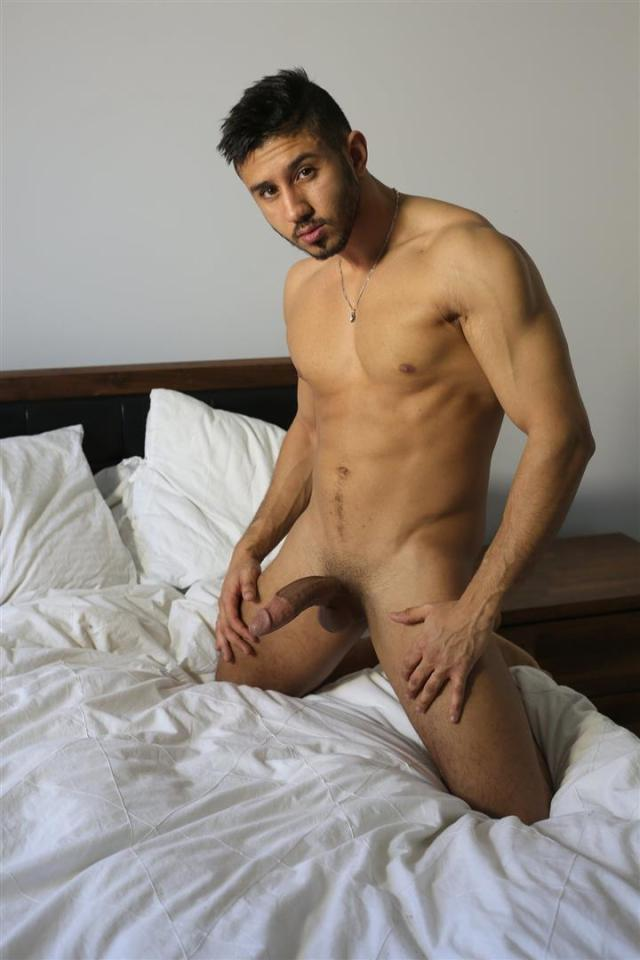 Men Of Montreal Malik Big Arab Cock At