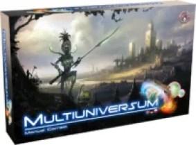 Gry planszowe na wakacje - Multiuniversum mieści się do kieszeni