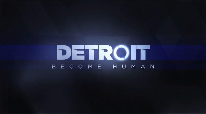 Detroit: Become Human Logo