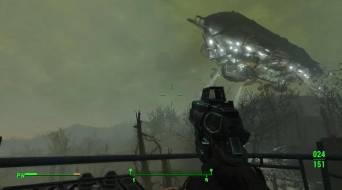 Jeden z paru naprawdę dobrych momentów w Fallout 4