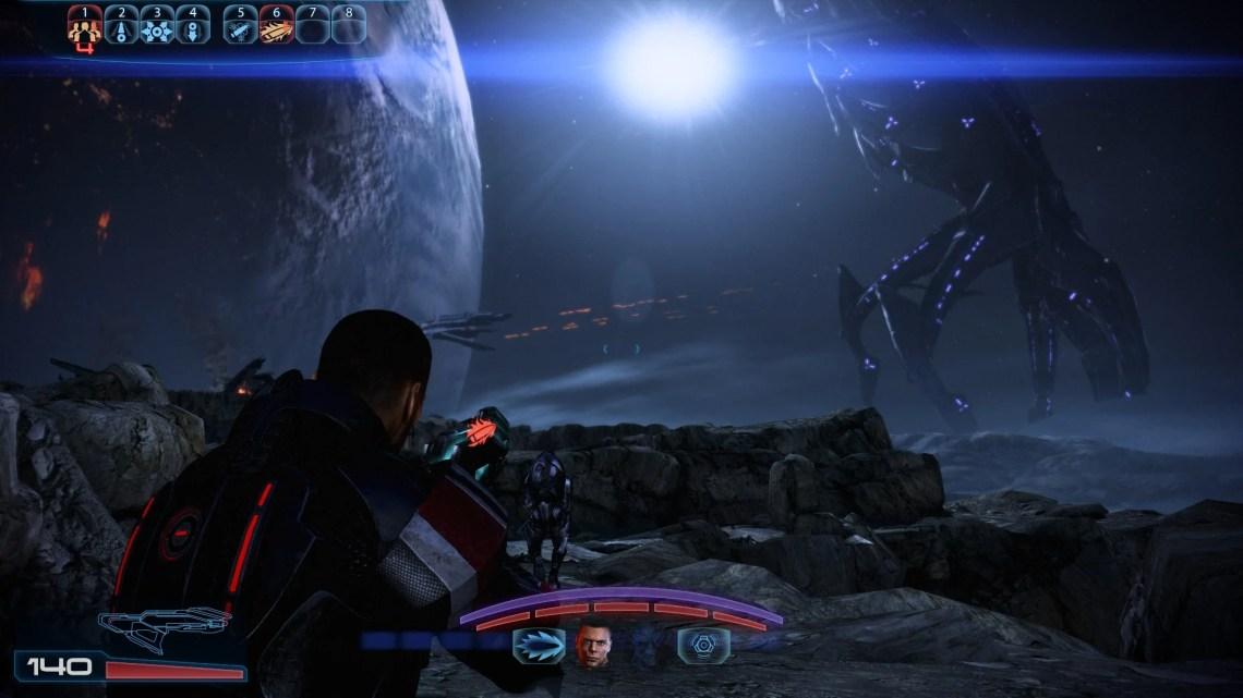 Mass Effect 3 Legendary Edition Palaven