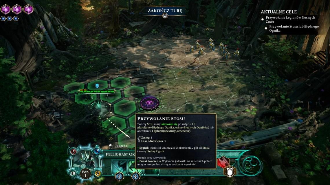Warhammer Age of Sigmar Storm Ground błędy