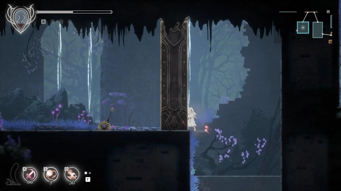 Ender Lilies sekrety