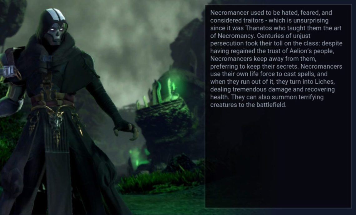 Skyforge-Necromancer