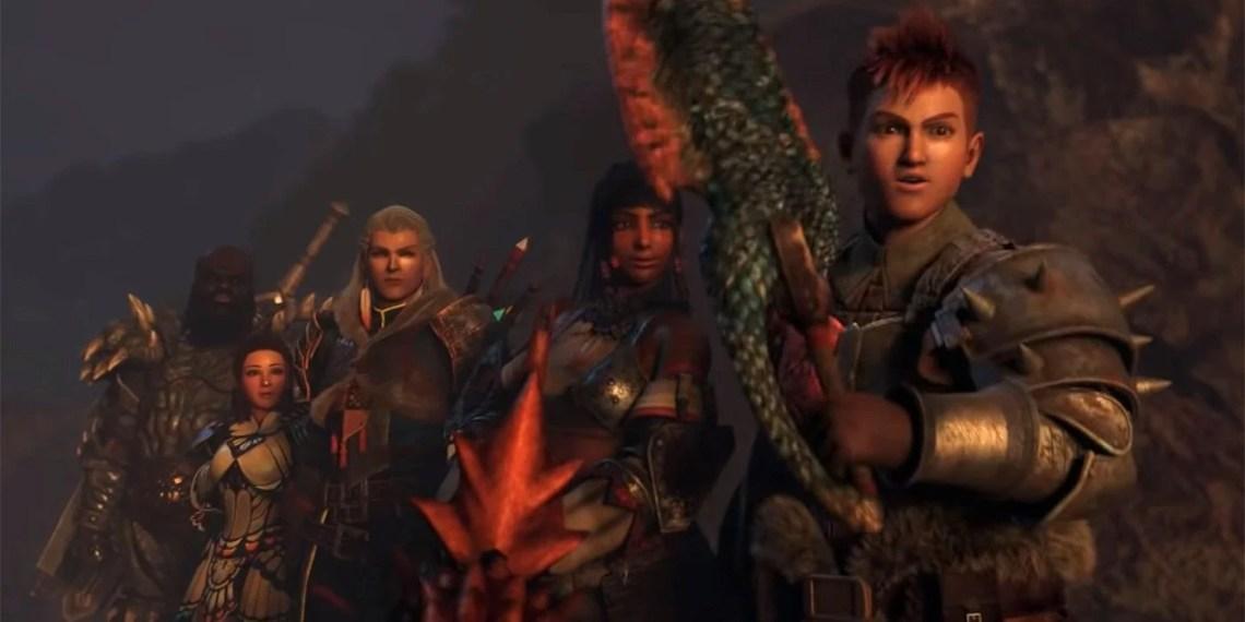 Monster Hunter Legends of the Guild-1