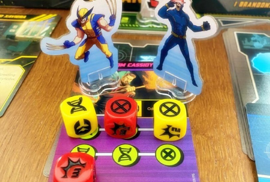X-men Bunt Mutantów misja