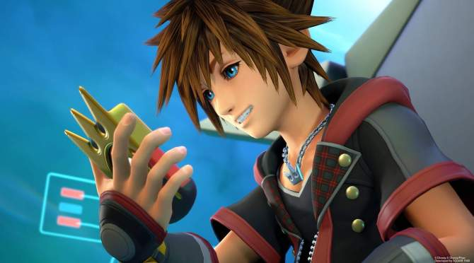 Kingdom Hearts na Nintendo Switch