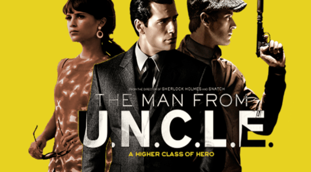a man from uncle full movie