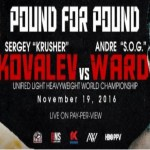 Boxing! Sergey.Kovale  vs Andre.Ward