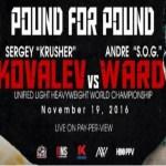 Boxing! Sergey.Kovale  vs Andre.Ward