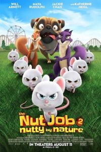 The Nut Job 2: Nutty by Nature PG 2017