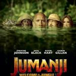 Jumanji: Welcome to the Jungle PG-13 2017