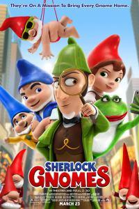 Sherlock Gnomes PG 2018