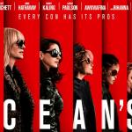 Ocean's 8 PG-13 2018